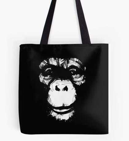 Everything's More Fun With Monkeys Tote Bag