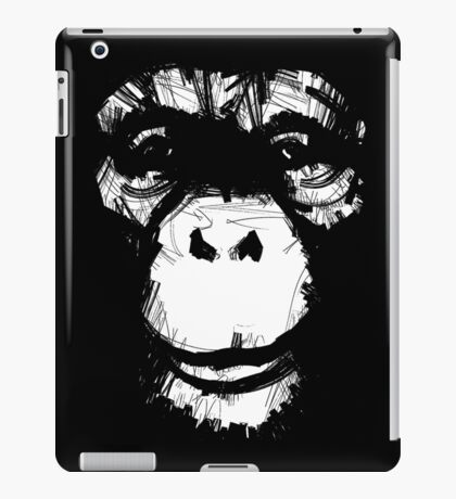 Everything's More Fun With Monkeys iPad Case/Skin