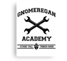 Gnomeregan Academy Canvas Print