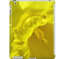 Golden Daffodil iPad Case/Skin