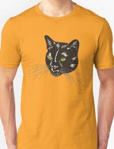 Green Eyed Cat T-Shirt