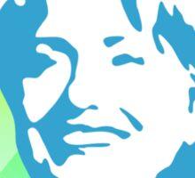 hillary clinton : new world order Sticker