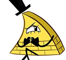 Plotting Bill Cipher  by Cherry B
