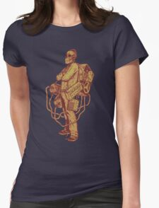 Malady Melody Womens Fitted T-Shirt