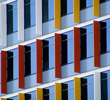 Primary colors by Fledermaus