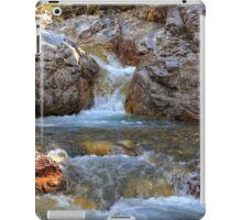 Kananaskis cascades iPad Case/Skin