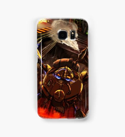 Chrono Trigger: Emergency Exit! Samsung Galaxy Case/Skin