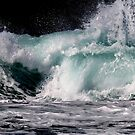 Shapes of the ocean by Beata  Czyzowska Young