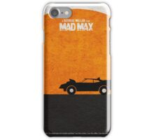 Mad Max iPhone Case/Skin