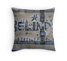 Belinda personalised picture Throw Pillow