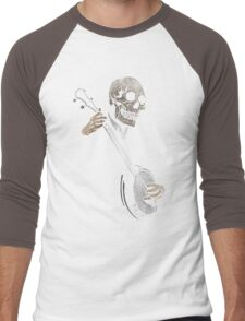 Skullboys' Banjo Blues Men's Baseball ¾ T-Shirt
