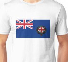 fosse manor hotel cotswolds UK (British flag) Unisex T-Shirt