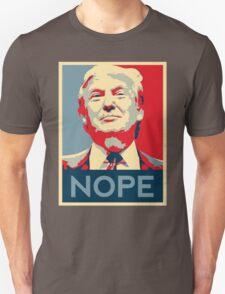 trump nope T-Shirt