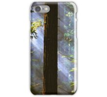 Shining Through the Giants iPhone Case/Skin