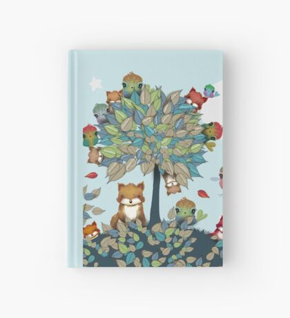 The Friendship Tree Hardcover Journal