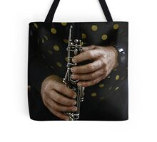 Keyed Tote Bag