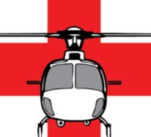 Eurocopter AS350 Medevac (front) Sticker