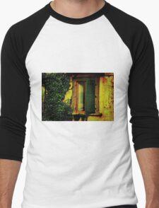 Old World Window Men's Baseball ¾ T-Shirt