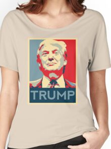 trump Women's Relaxed Fit T-Shirt