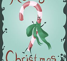 Mr Candy Cane by Natassja