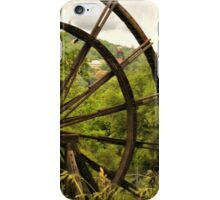 Kennedy Mine Tailing Wheel iPhone Case/Skin