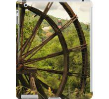 Kennedy Mine Tailing Wheel iPad Case/Skin