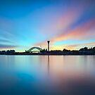 Sydney Harbour Bridge by Malcolm Katon