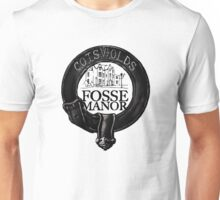 fosse manor hotel cotswolds UK (the great seal) Unisex T-Shirt