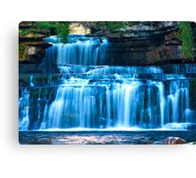 A closer view of Cotter Force Canvas Print