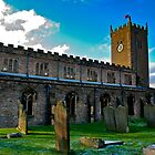 St Oswald&#x27;s Church - Asgrigg by Trevor Kersley