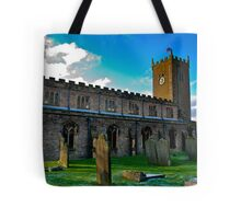 St Oswald's Church - Asgrigg Tote Bag