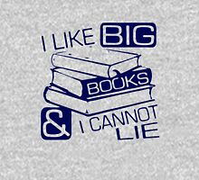 I Like Big Books And I Cannot Lie Unisex T-Shirt