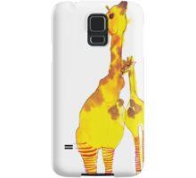 Giraffes Samsung Galaxy Case/Skin