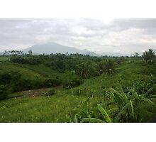 Gunung Butak, Jawa Timur Photographic Print