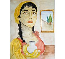 Mary Magdalen Photographic Print