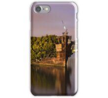Homebush Bay Wreck iPhone Case/Skin