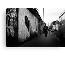 POLLUTION  Canvas Print