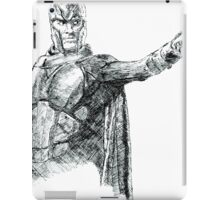 Magneto art iPad Case/Skin