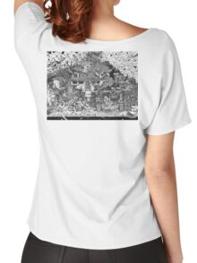 House at the End of the Lane Women's Relaxed Fit T-Shirt