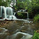 Australian Waterfalls by Malcolm Katon by Malcolm Katon