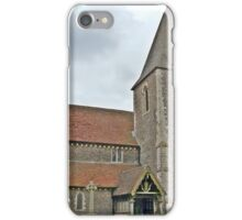 Pagham Church iPhone Case/Skin