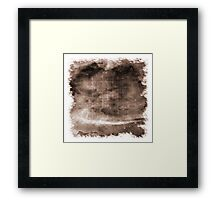 The Atlas of Dreams - Plate 1 Framed Print