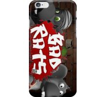 Very, Very Bad Rats iPhone Case/Skin