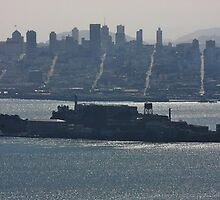 the Rock ~ Alcatraz by fototaker