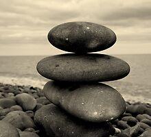 Stone balance by SpiralPrints