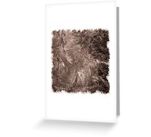The Atlas of Dreams - Plate 2 Greeting Card