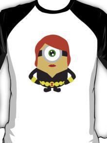 minion black widow T-Shirt