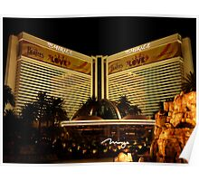The Mirage Poster