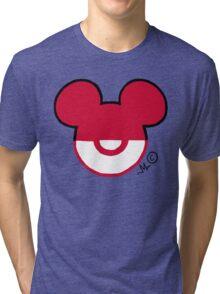 DisneyMon Tri-blend T-Shirt