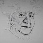 Ben Gurion by Danit Elgev